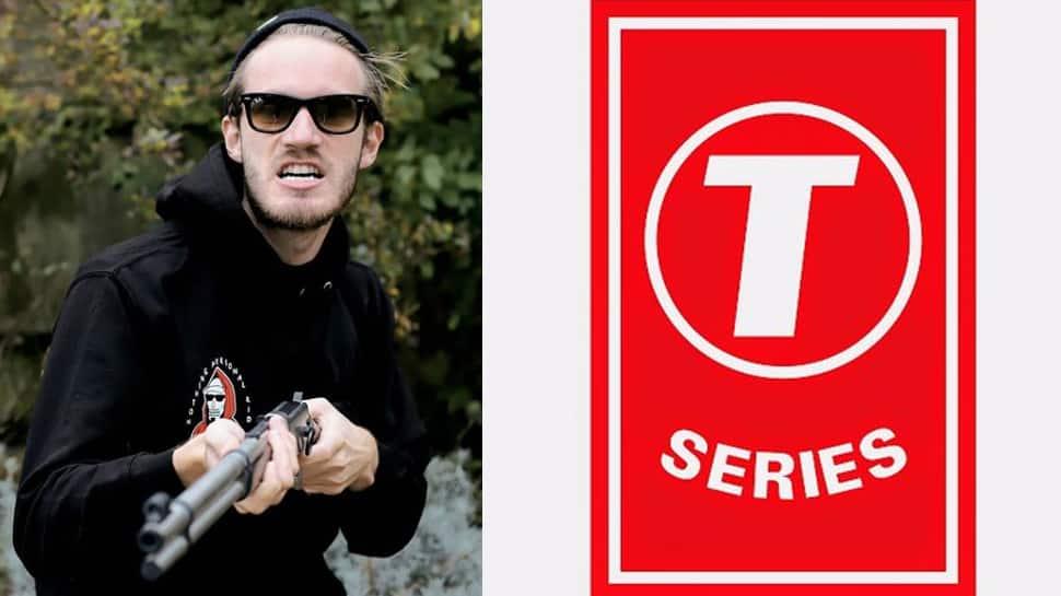 T Series races towards 10 crore YouTube subscribers count, leaves PewDiePie way behind