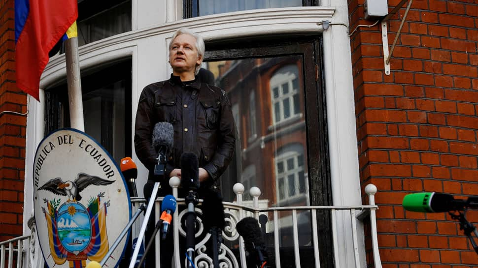 Wikileaks founder Julian Assange sentenced to 50 weeks in British jail for skipping bail