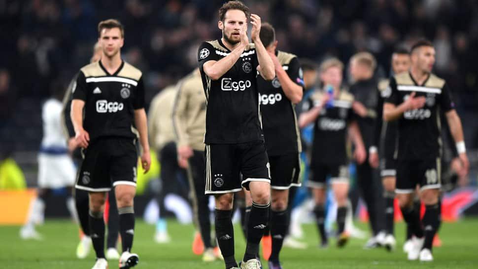 UCL: Ajax coach Erik ten Hag praises his lions after win at Tottenham Hotspur
