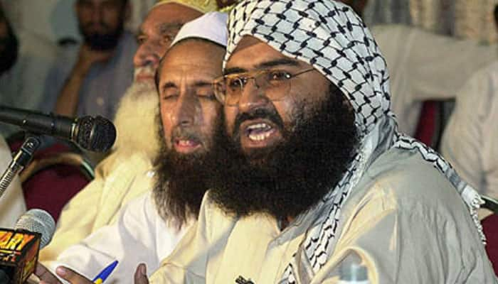 Masood Azhar: Jaish-e-Mohammed leader listed as terrorist by UN