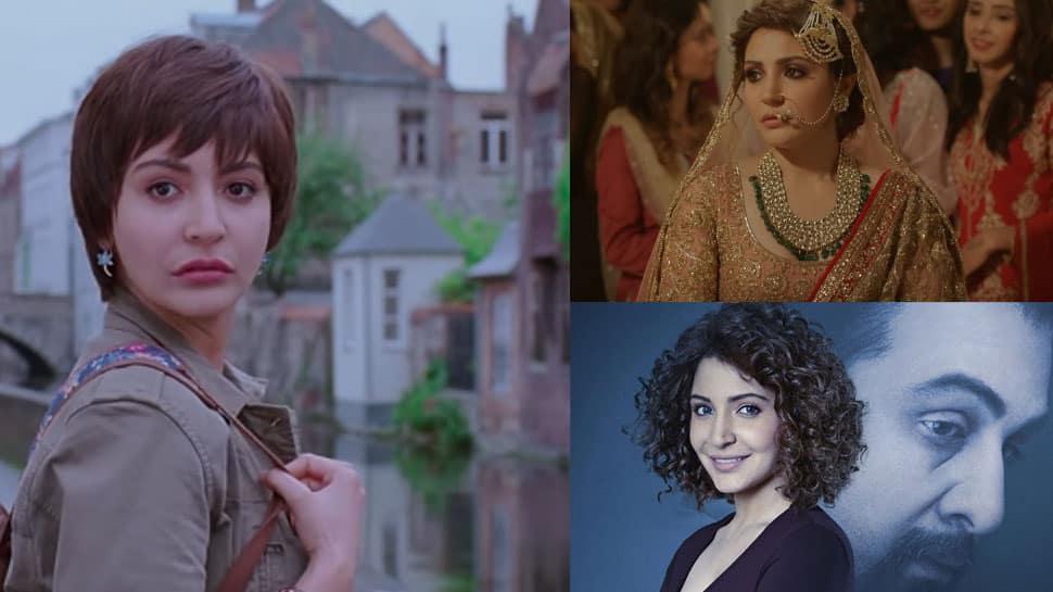 Happy Birthday Anushka Sharma: Best looks of the actress