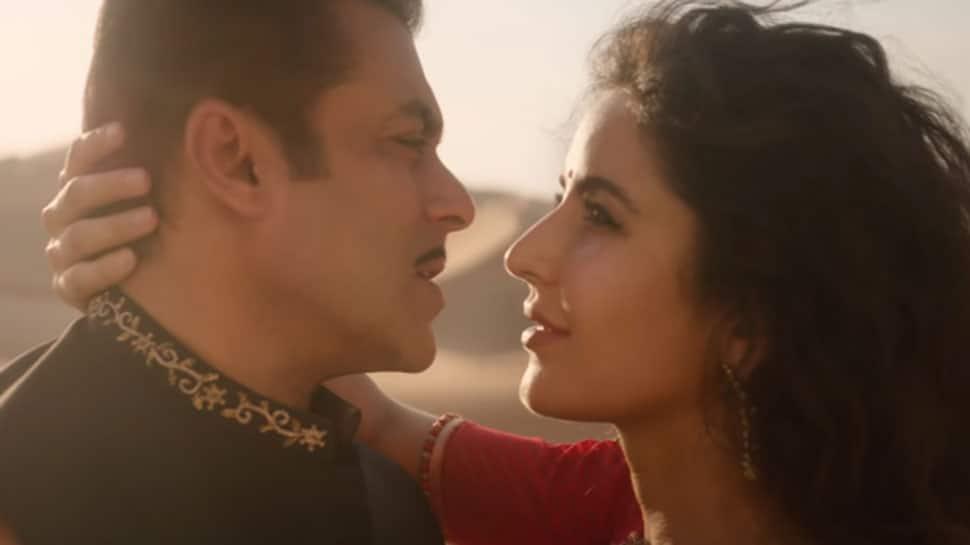 Chashni song: Twitterati is in awe of Salman Khan- Katrina Kaif's love ballad