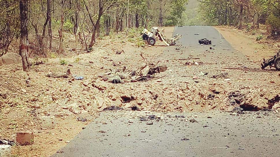 Inputs were provided to Maharashtra Police about Naxals' plan to attack security forces: Sources
