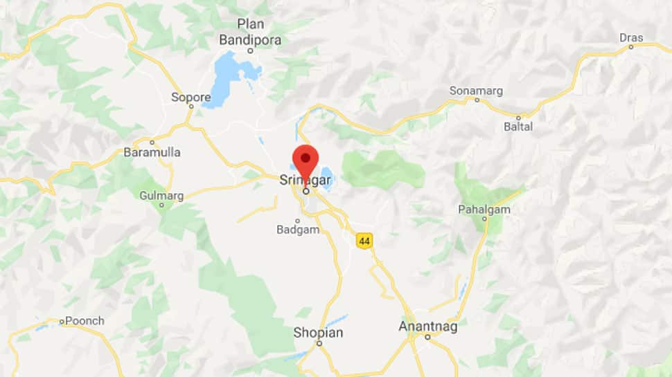 Police personnel shot at by terrorists in Jammu and Kashmir's Srinagar