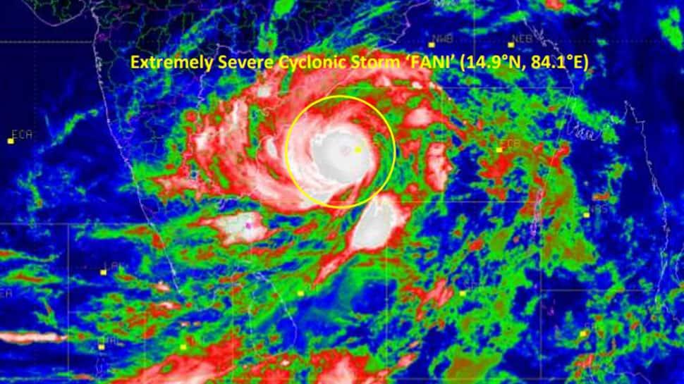 Cyclone Fani intensifies, orange alert issued in Odisha, West Bengal, Andhra Pradesh coastal districts