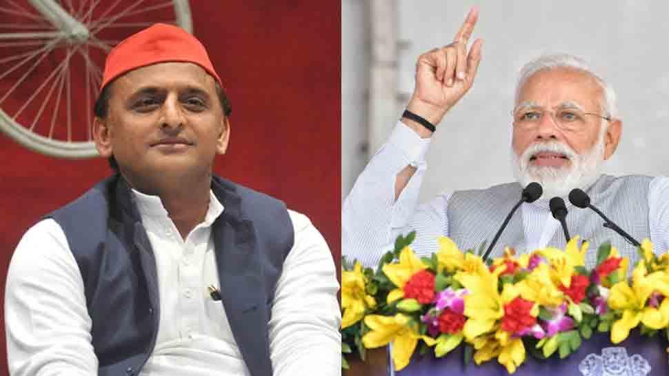Akhilesh Yadav targets BJP over Tej Bahadur's rejected nomination