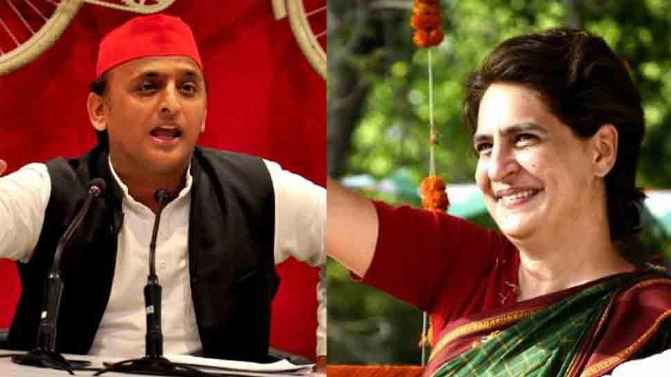 Akhilesh Yadav rebuffs Priyanka Gandhi Vadra's claim of fielding weak candidates in UP, says 'don't believe it'