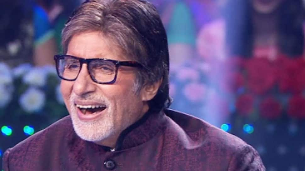 Amitabh Bachchan calls himself absolute 'besura' singer