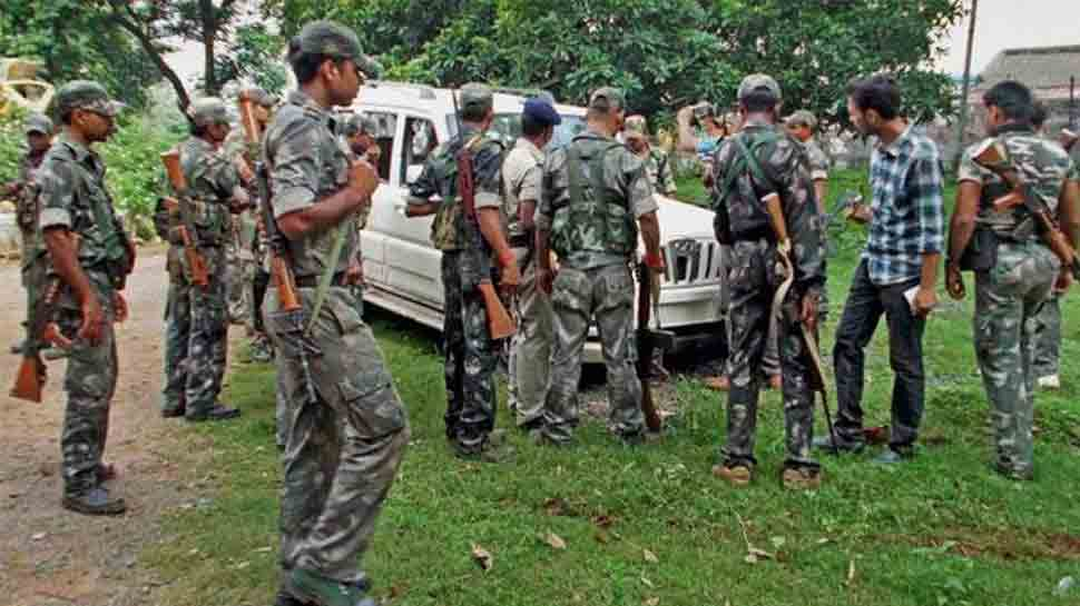 Naxal commander gunned down by security forces in Chhattisgarh