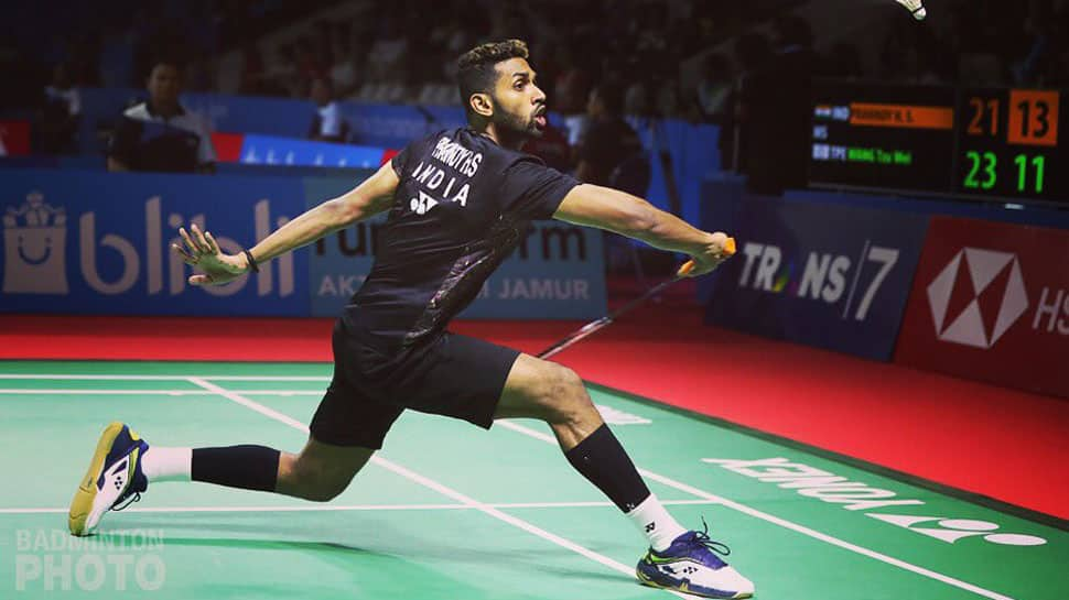 HS Prannoy stuns Tommy Sugiarto, Sai Praneeth crashes out of New Zealand Open