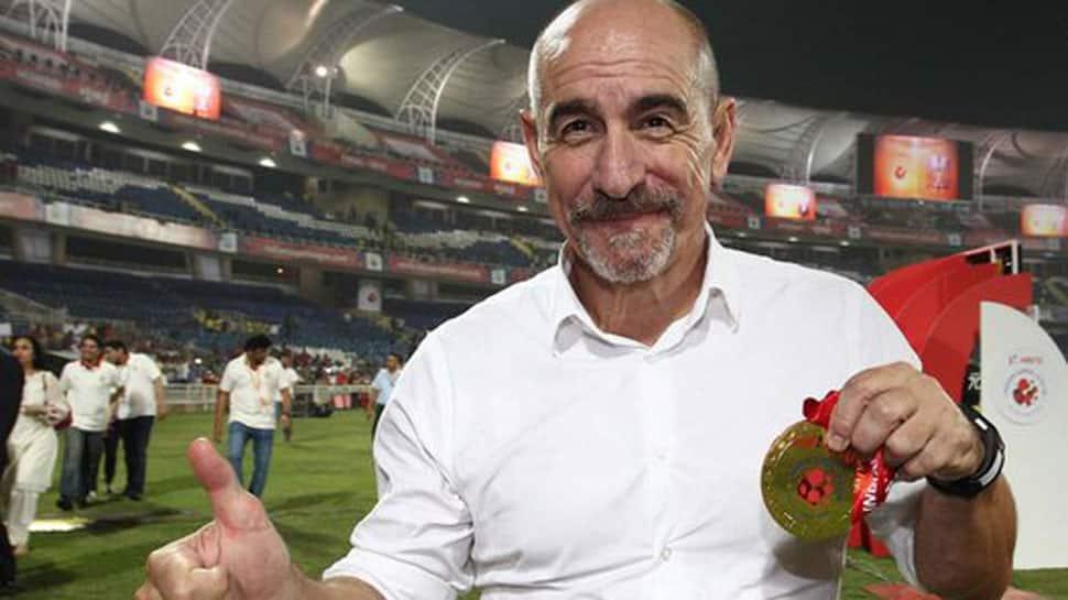 Antonio Lopez Habas appointed as new Atletico de Kolkata head coach