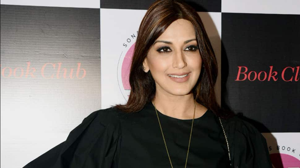 Sonali Bendre wept for an entire night after cancer diagnosis