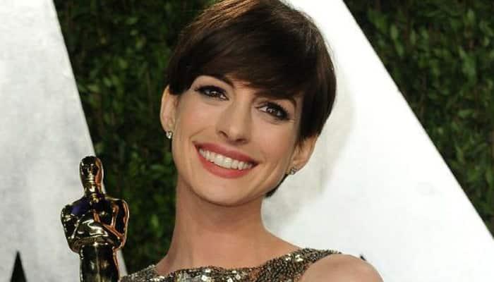 Anne Hathaway felt pressure to fill her schedule