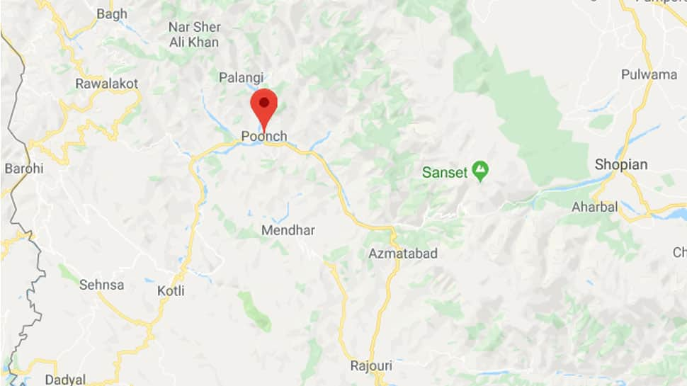Jammu and Kashmir: Pakistan resorts to ceasefire violation in Poonch district