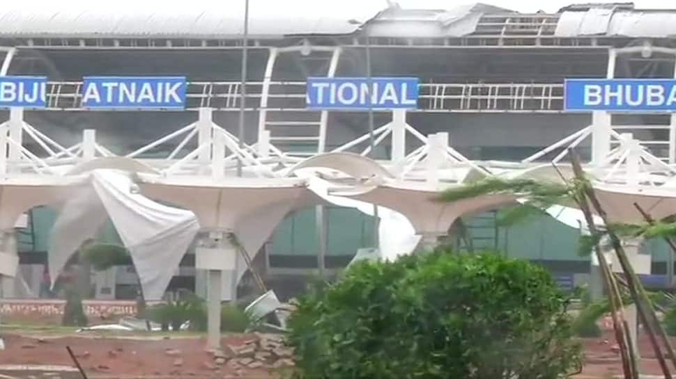 Cyclone Fani: Flight operations from Bhubaneswar to resume at 1 pm on Saturday, says AAI