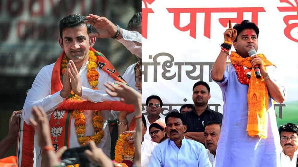 Jyotiraditya Scindia, Gautam Gambhir richest candidates contesting in Lok Sabha sixth phase poll