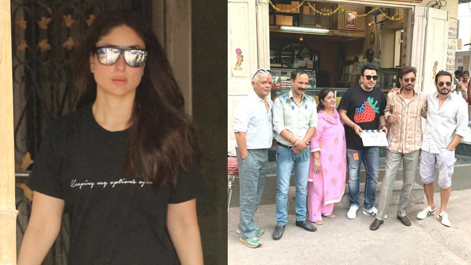 Kareena Kapoor to begin shooting for Irrfan Khan starrer Angrezi Medium in May
