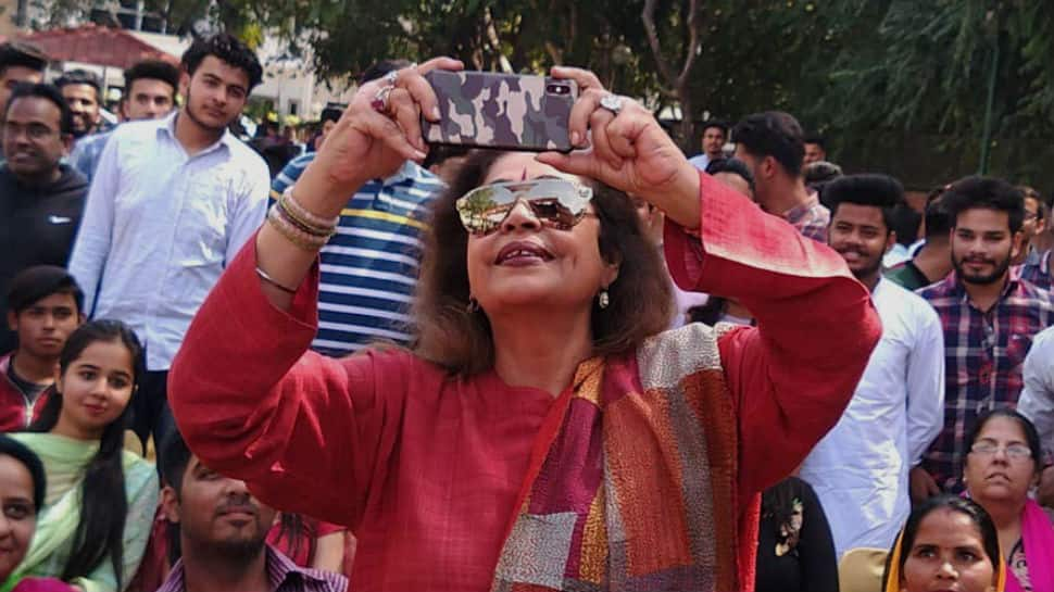 Kirron Kher apologises to Election Commission over campaign video with children