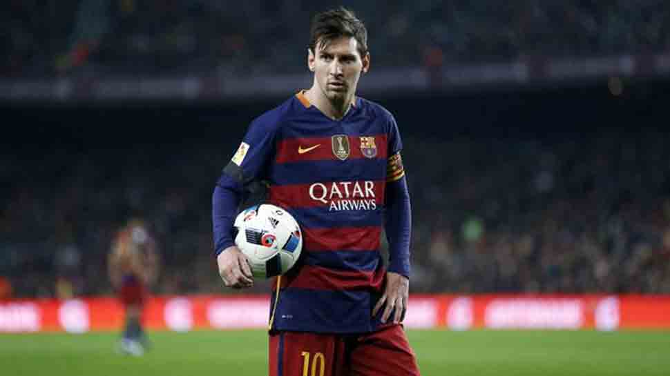 Lionel Messi pays tribute retiring Barca legend Xavi Hernandez