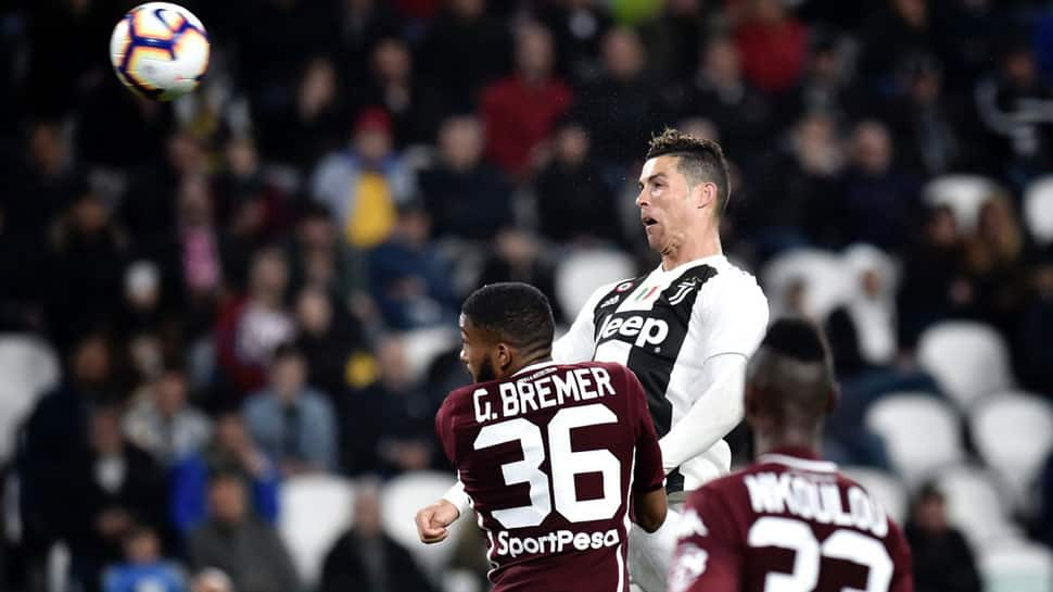 Serie-A: Late Cristiano Ronaldo goal foils Torino
