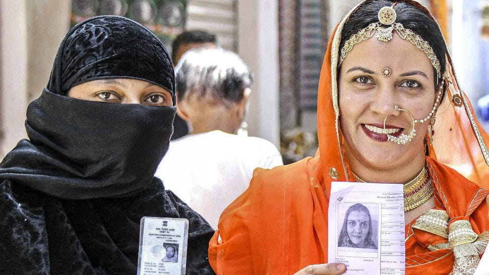 Campaigning for fifth phase of Lok Sabha election ends, 674 candidates in the fray