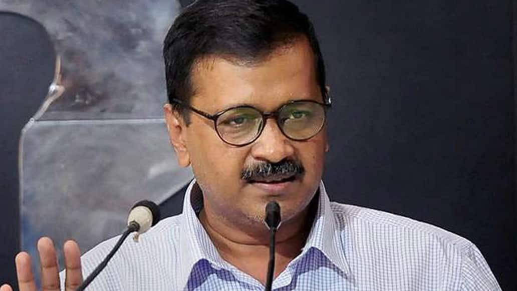FIR registered against man who slapped Delhi CM Arvind Kejriwal during Moti Nagar roadshow