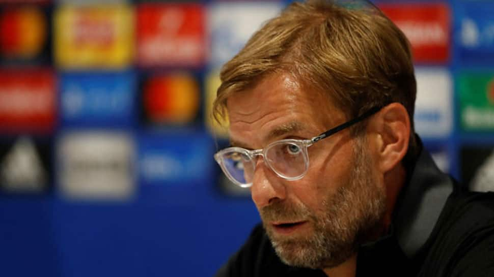 Liverpool's Jurgen Klopp says destiny will decide outcome of EPL title race
