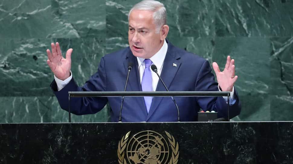 Netanyahu pledges 'massive strikes' in Gaza in third day of border flare-up