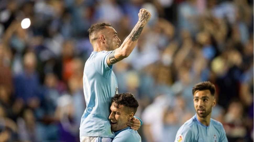 La Liga: Makeshift Barcelona defeated at Celta Vigo and lose Ousmane Dembele to injury