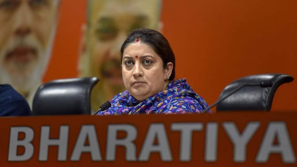 Hospital with Rahul, Priyanka Gandhi as trustees rejects Ayushman card, alleges Smriti Irani; administration denies