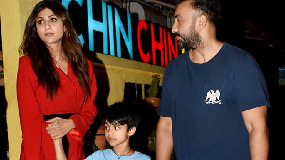 Shilpa Shetty's son does this to impress 'guru' Tiger Shroff