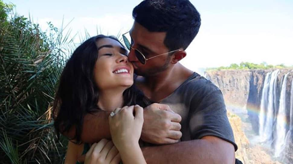 Amy Jackson gets engaged to boyfriend George Panayiotou