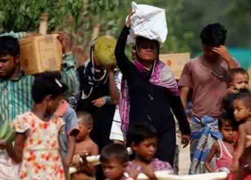 12 suspected Rohingyas held in Mizoram