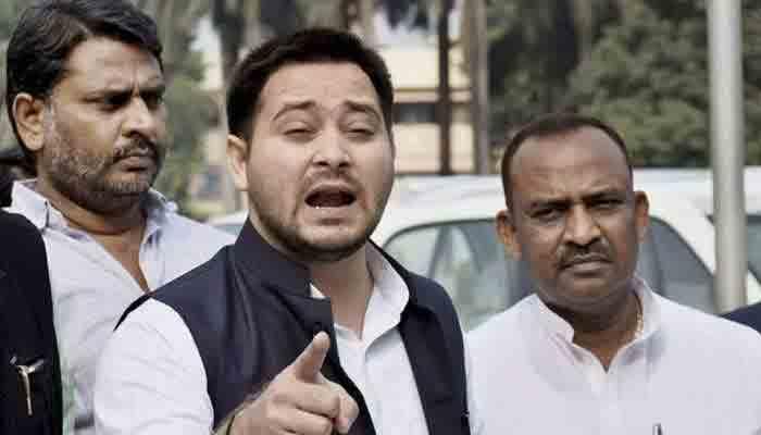 Tejashwi Yadav terms PM Narendra Modi's remark against Rajiv Gandhi as atrocious