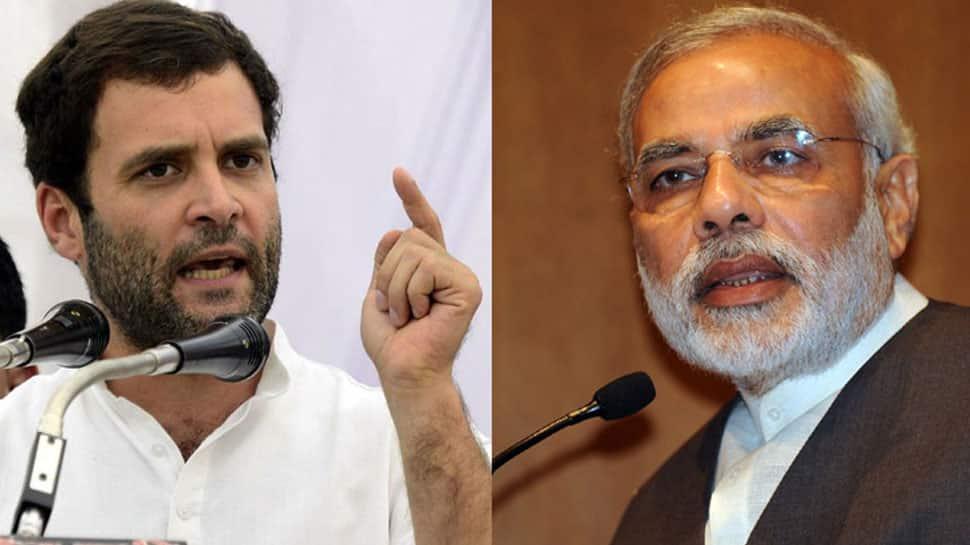Boxer PM Narendra Modi punched his coach LK Advani in face: Rahul Gandhi