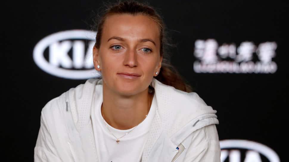 Petra Kvitova battles into third round of Madrid Open