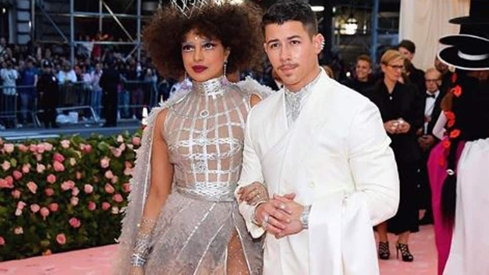 Priyanka Chopra-Nick Jonas make heads turn at Met Gala 2019-See inside