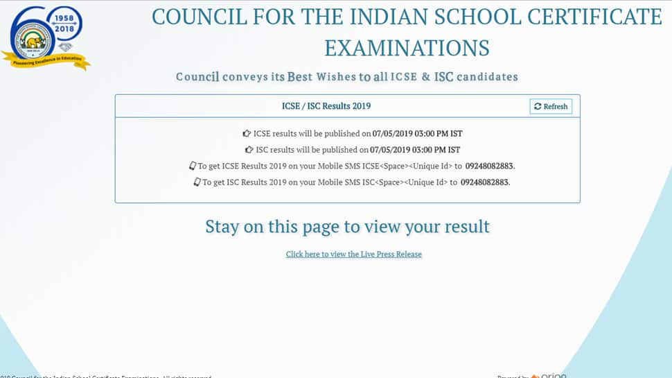 ISC, ICSE result 2019: Class 12th, 10th results to be out shortly, how to download marksheets