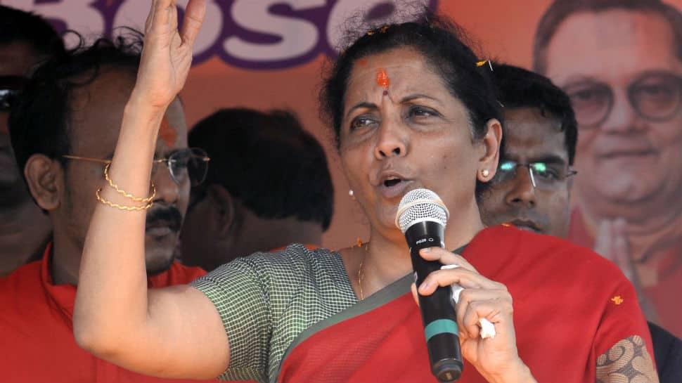 'Jai Shri Ram' slogan: Nirmala Sitharaman accuses Mamata Banerjee of inciting violence