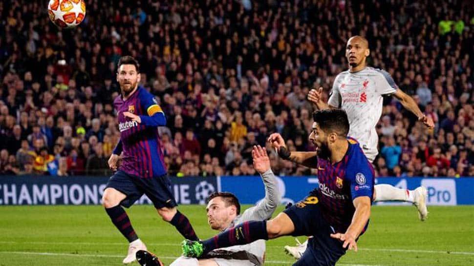Liverpool stun Barcelona to reach Champions League final with 4-0 comeback win