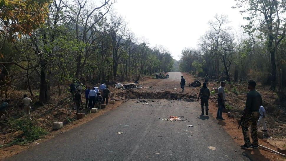 Chhattisgarh: 2 Naxals killed in Dantewada encounter, arms and ammunition recovered