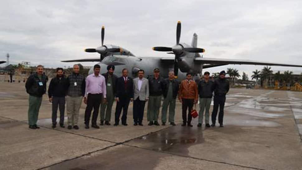 IAF's AN-32 overruns runway at Mumbai airport
