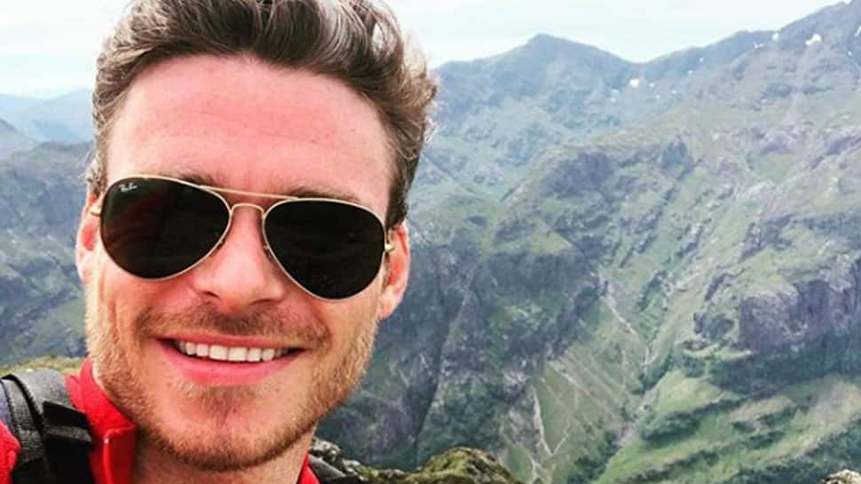 Richard Madden may join Angelina Jolie in 'The Eternals'