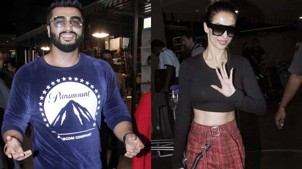 Arjun Kapoor has a hilarious response to wedding rumours with Malaika Arora—See inside