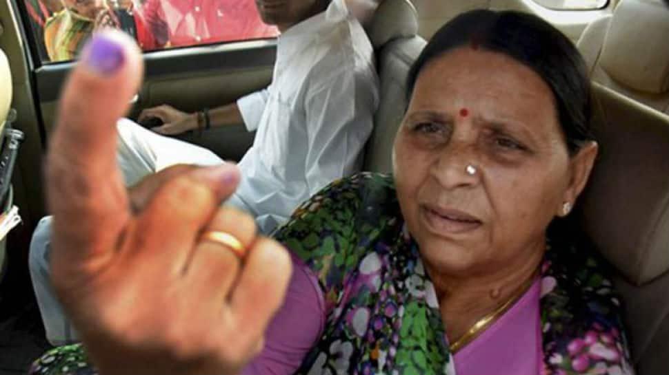 Former Bihar CM Rabri Devi stoops to a new low, calls PM Narendra Modi a 'jallad'
