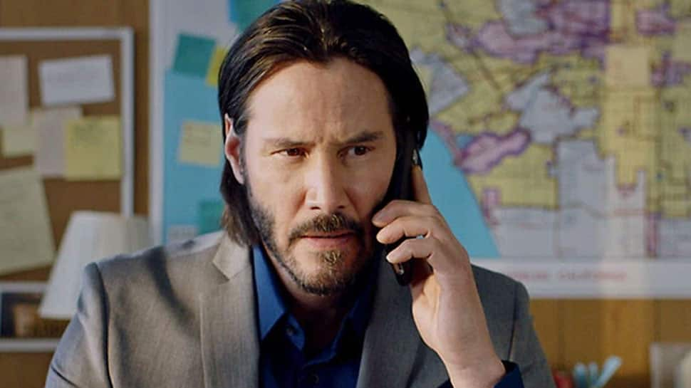 When action spelt trouble for Keanu Reeves