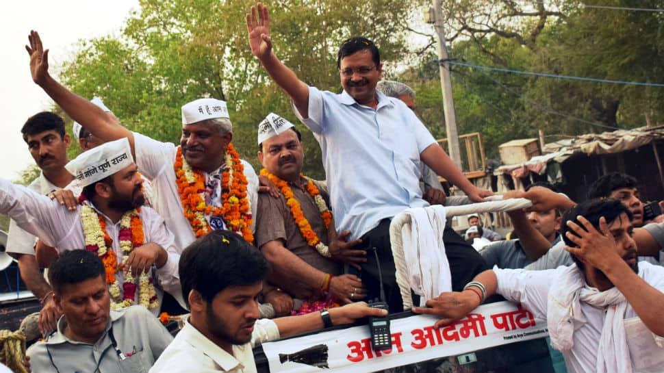 Man who slapped Delhi CM Arvind Kejriwal during roadshow gets bail