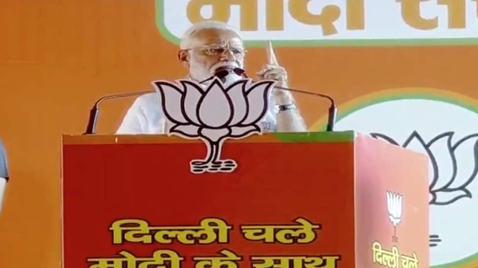 Rajiv Gandhi misused warship INS Viraat, Gandhi family used it as personal taxi: PM Narendra Modi