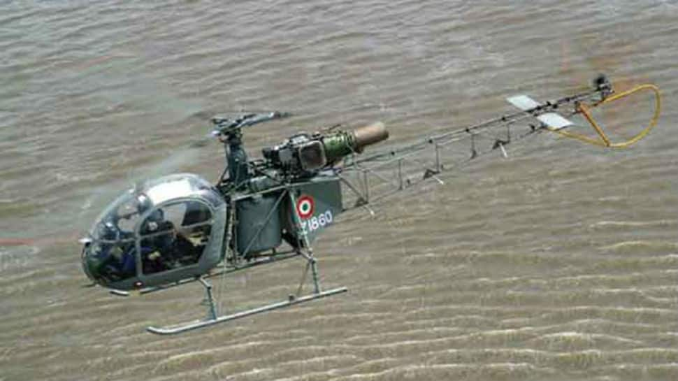 Army's helicopter makes emergency landing in Assam after developing technical snag