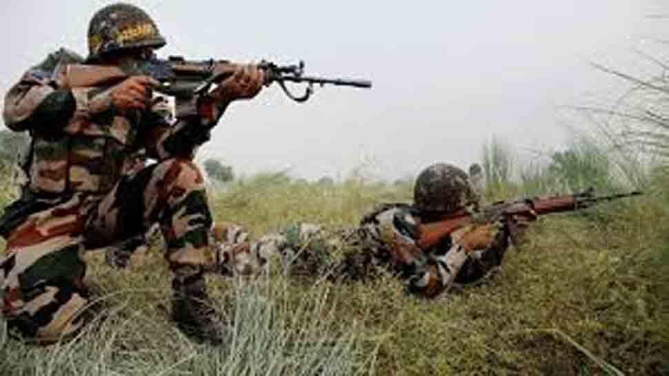 Pakistan violates ceasefire violation in J&K's Poonch, Indian Army retaliates